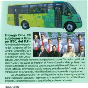Revista Auto Motores Octubre Pag. 41