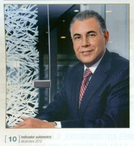 Revista Indicador Automotriz Diciembre 2012 Pag. 10A