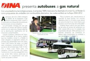Revista Transporte y Turismo Diciembre 2012 Pag. 31