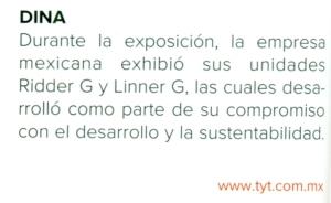 Revista Transporte y Turismo Diciembre 2012 Pag.32