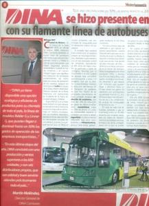 Suplemento México Automotriz Diciembre 2012 Pag. 8