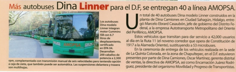 Revista Auto Motores Informa Noviembre 2012 pag. 22