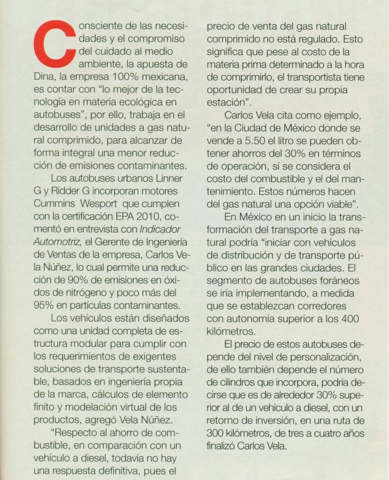 Revista Indicador Automotriz Enero 2013 pag. 17 - copia