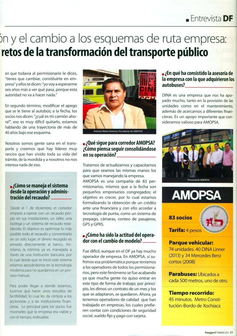 Revista Pasajero 7 Febrero Pag. 21