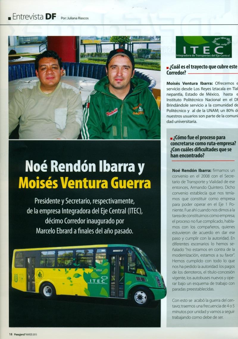 Revista Pasajero 7 Marzo Pag. 18