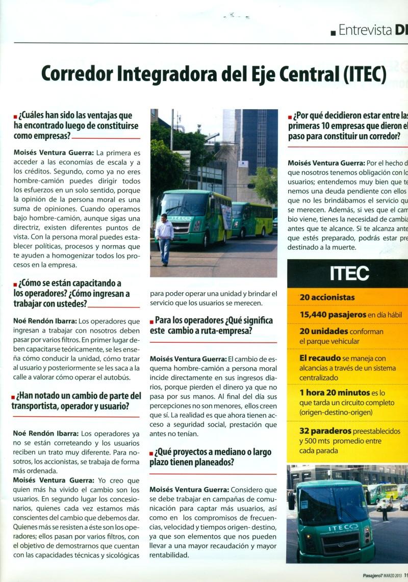 Revista Pasajero 7 Marzo Pag. 19