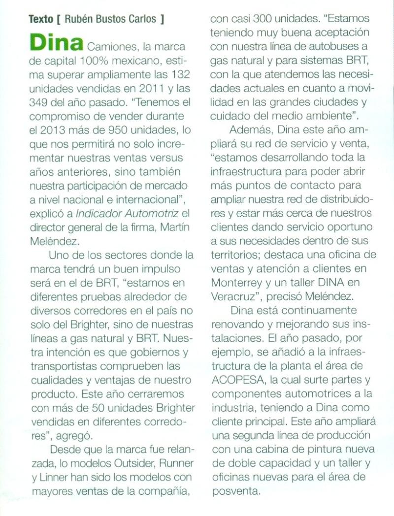 Revista Indicador Automotriz Abril 2013 Pag.17B