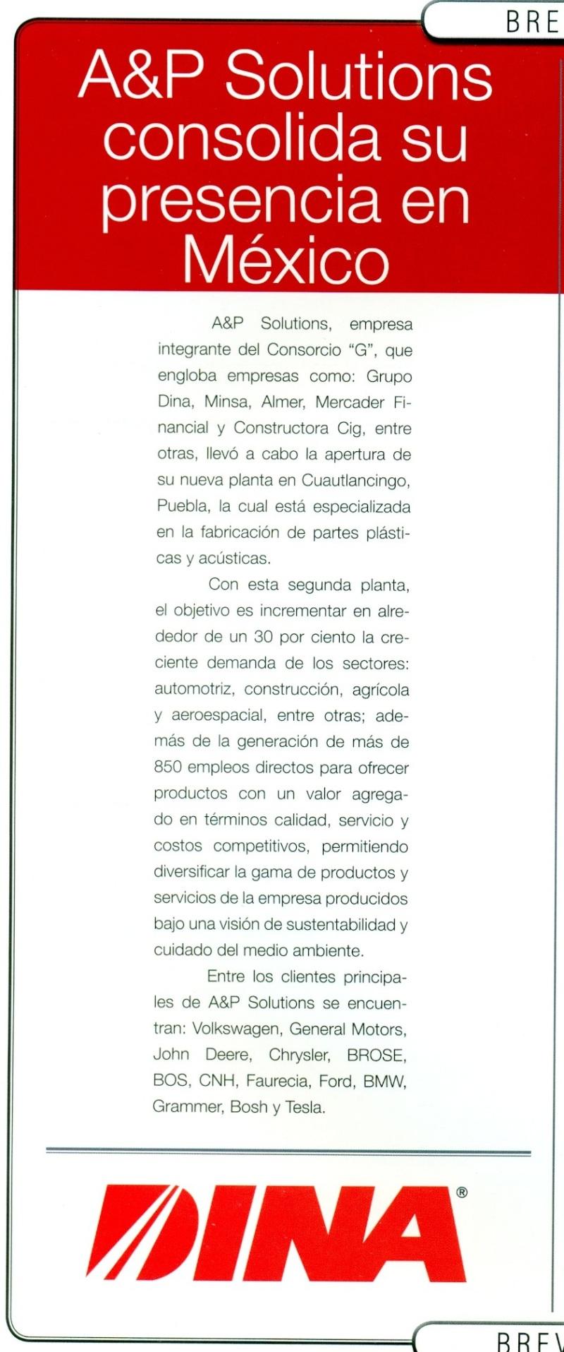 Revista Magazzine del Transporte Marzo Pag.32