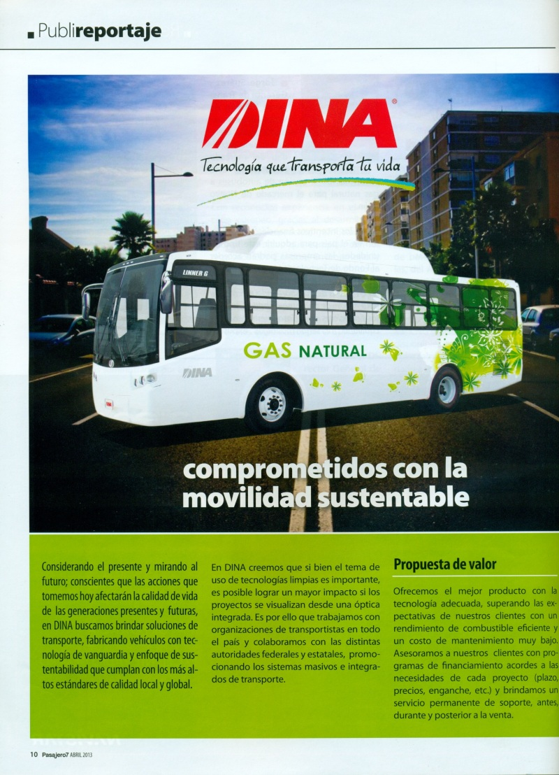 Revista Pasajero 7 Abril 2013 Pag. 10