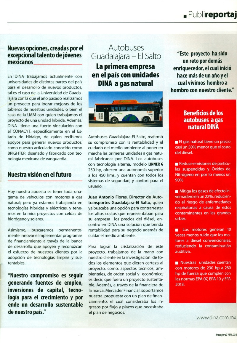 Revista Pasajero 7 Abril 2013 Pag. 11