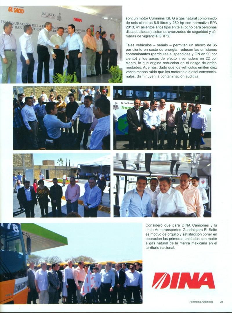Revista Panorama Automotriz Mayo 2013 Pag. 23