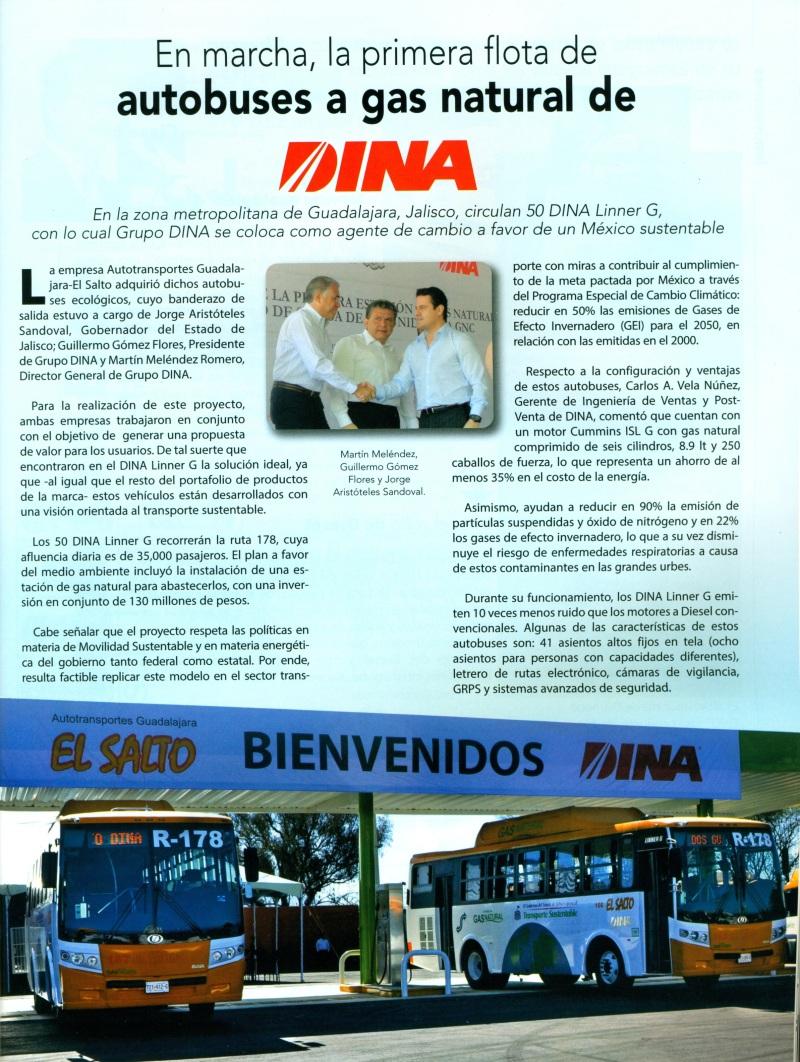 Revista Transportes y Turismo Mayo 2013 pag. 33