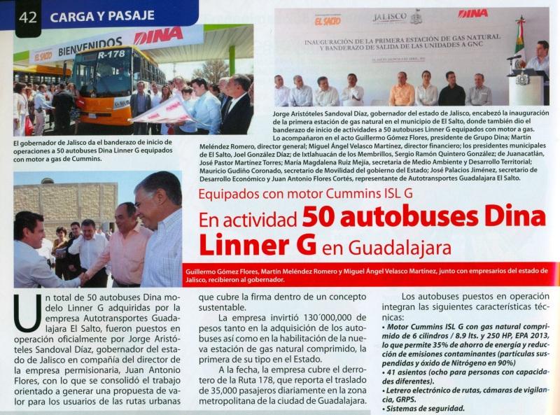 Revista Automotores Informa Abril 2013 Pag.42