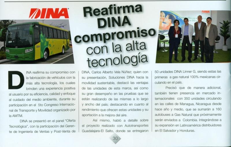 Revista Magazzine de Transporte Mayo 2013 Pag. 30