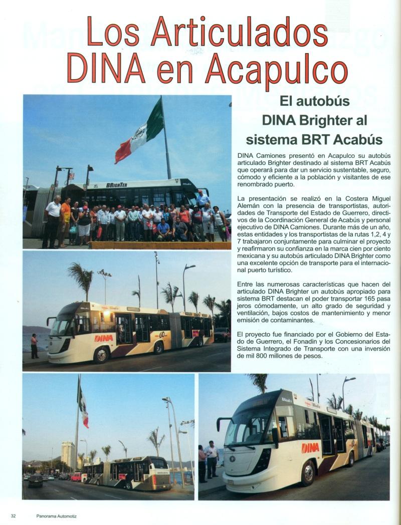 Revista Panorama Automotriz Pag. 32 Junio 2013