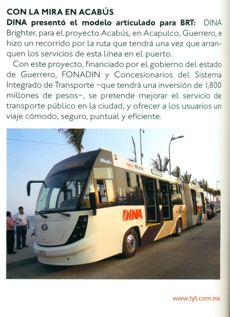 Revista Transportes y Turismo Junio 2013 Pag. 40