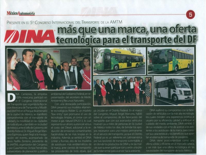 Suplemento Mexico Automotriz Junio 2013 Pag.5