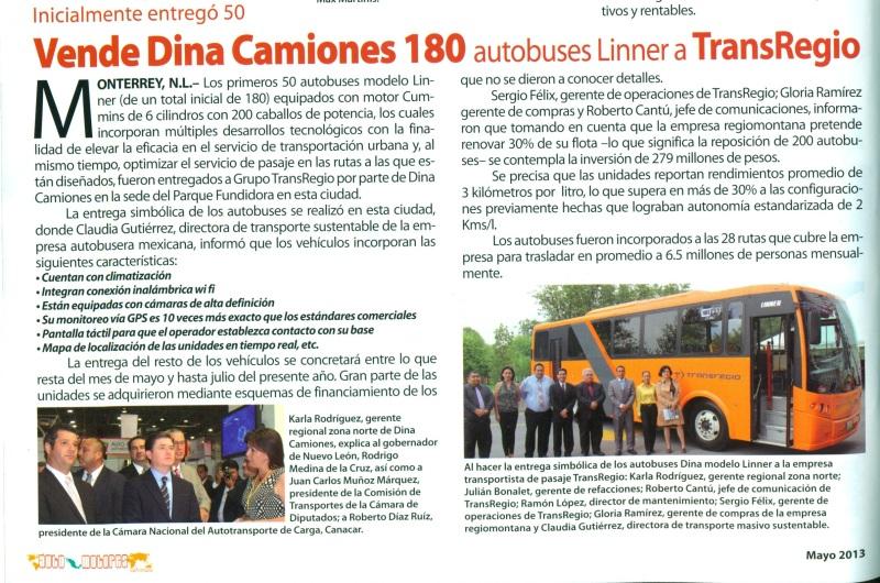 Revista Auto Motores Informa Mayo 2013 pag. 42