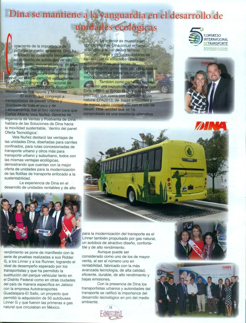 Revista Mundo Empresarial Mayo Pag. 31