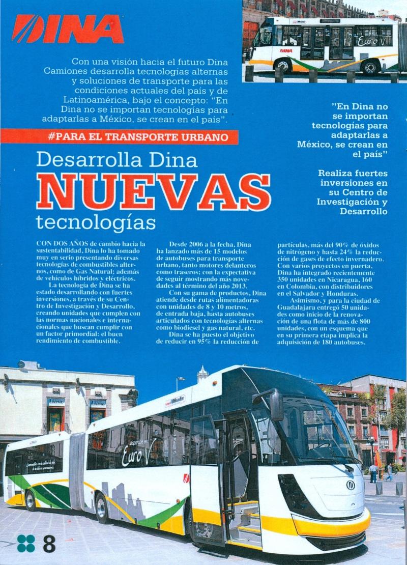 Suplemento Nación Transporte Junio 2013 pag. 8