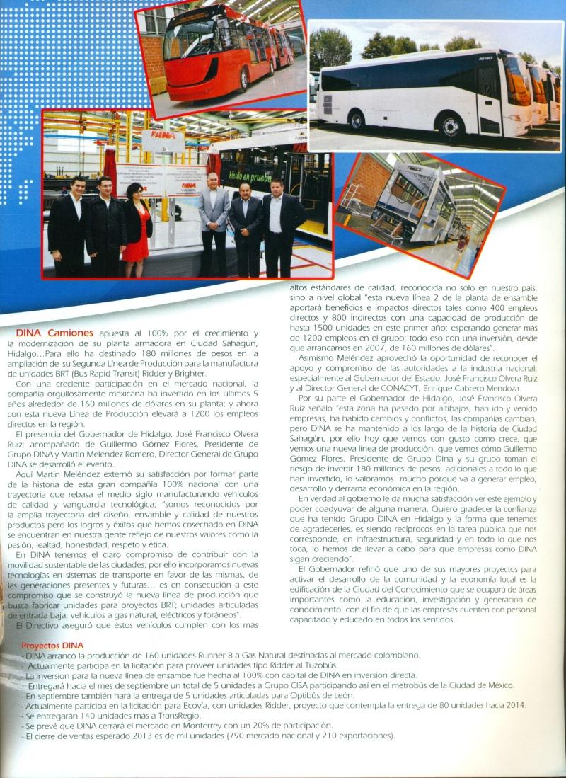 Revista %22Motor a Diesel%22 Agosto 2013 Pag. 19