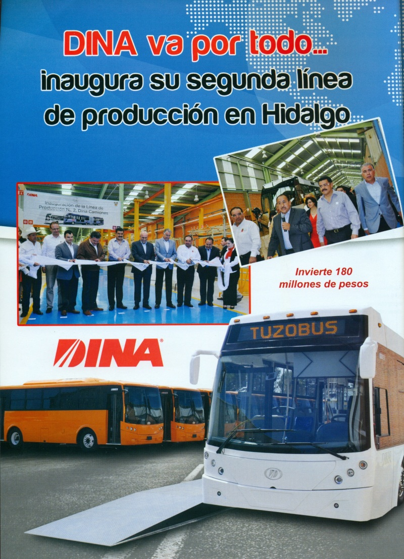 Revista %22Motor a Diesel%22 Agosto 2013 Pag. 18