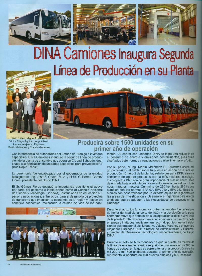 Revista %22Panorama Automotriz%22 Agosto 2013 Pag. 46