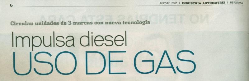 Suplemento Industrial Automotriz Reforma Agosto 2103 Pag. 6