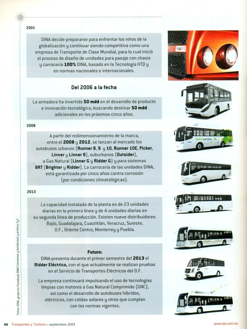Revista %22 Transportes y Turismo%22 Septiembre 2013 Pag. 48