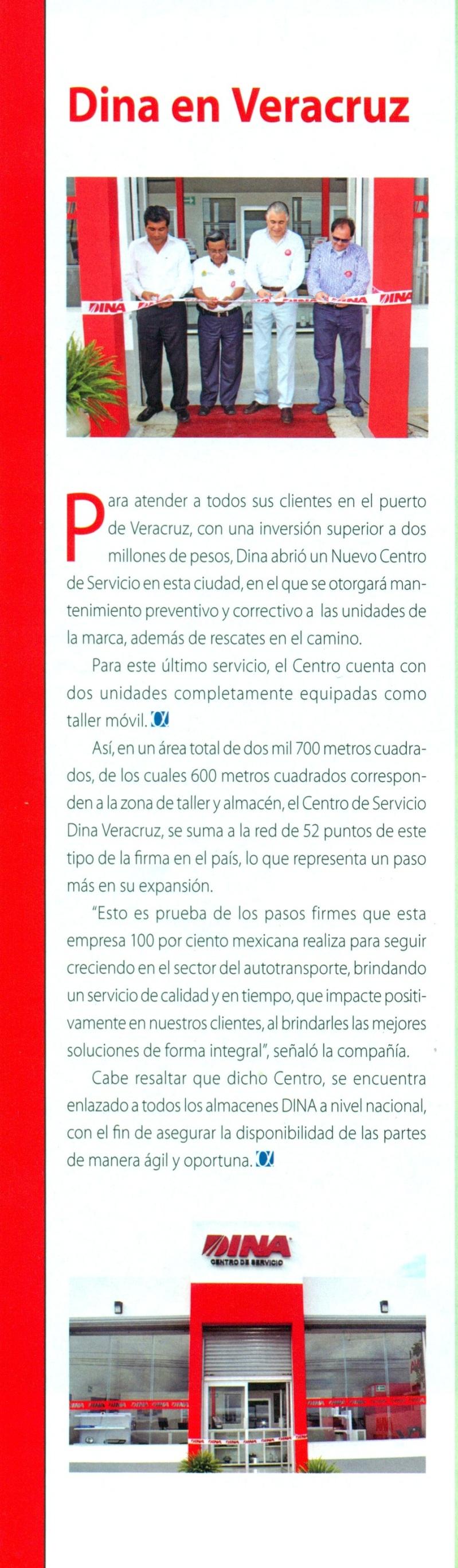 Revista %22Alianza Flotillera%22 Octubre 2013 Pag. 14