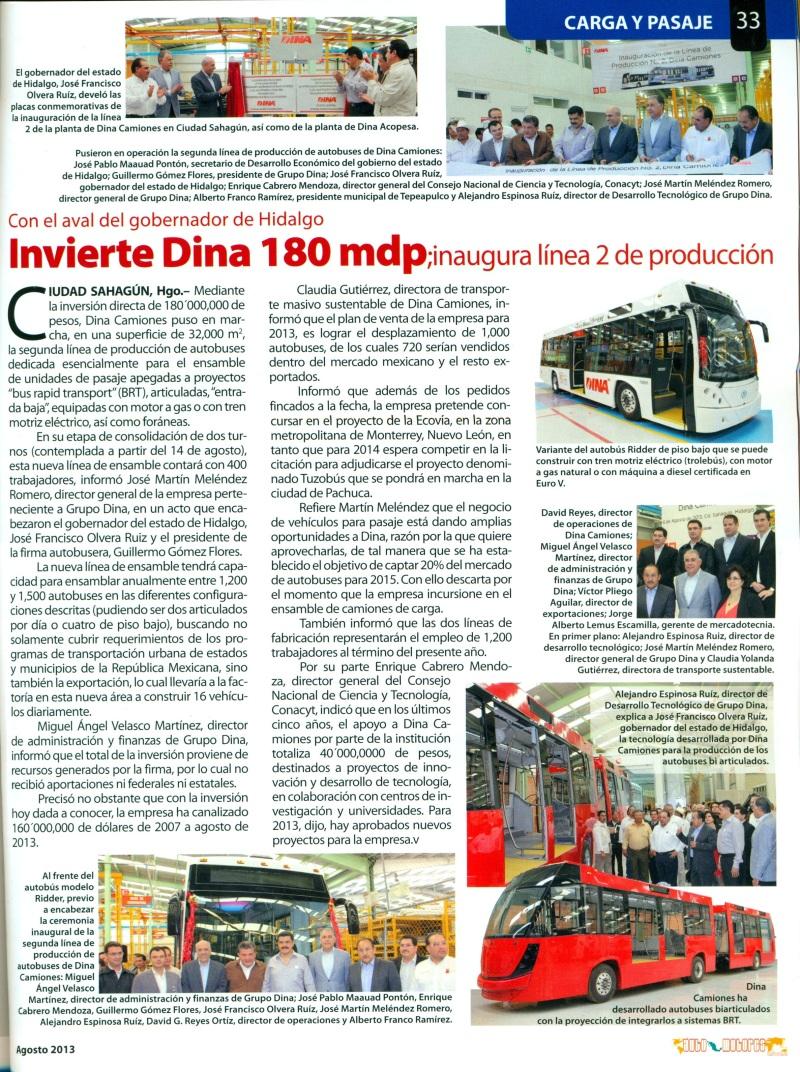 Revista %22Auto Motores%22 Agosto 2013 Pag.33