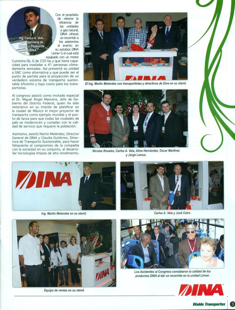 Revista Waldo Transporte Octubre 2013 Pag.3