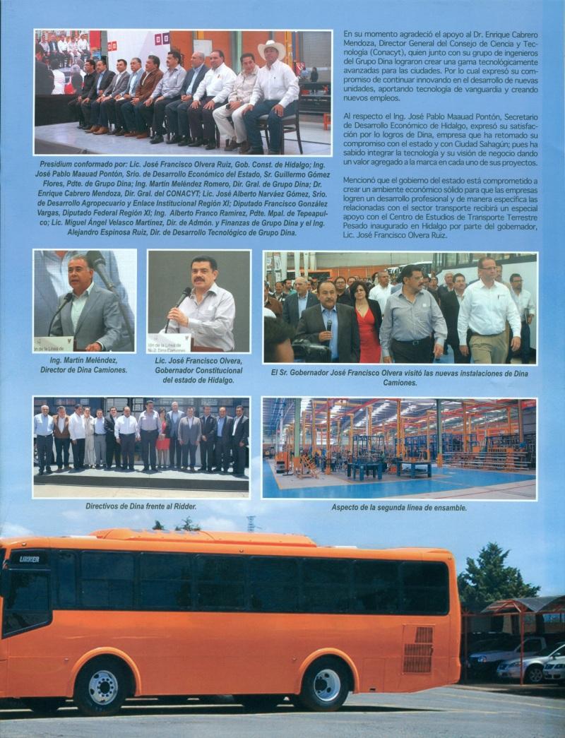 Revista Waldo Transportes Octubre 2013 Pag. 11