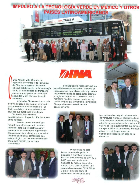 Revista %22Mundo Empresarial%22 Octubre 2013 Pag.38