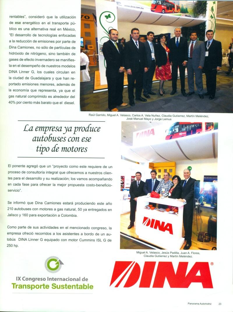 Revista %22Panorama Automotriz%22 Noviembre 2013 Pag. 23