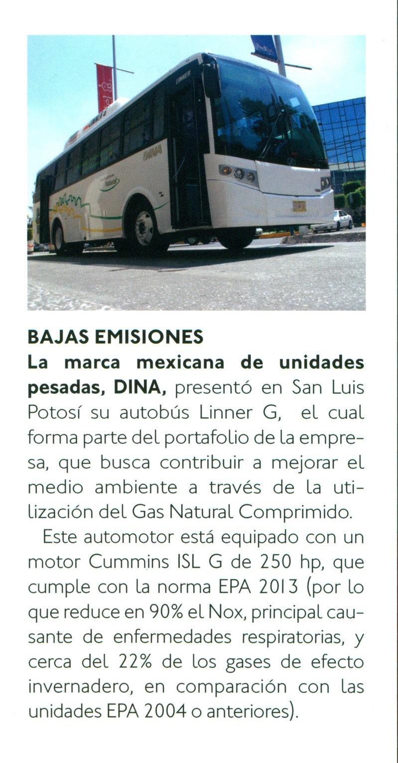Revista %22Transportes y Turismo%22 Diciembre 2013 Pag. 23