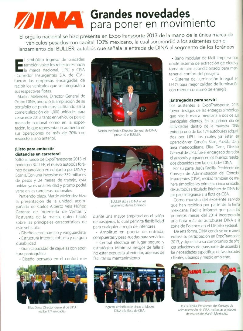 Revista %22Transportes y Turismo%22 Diciembre 2013 Pag. 50