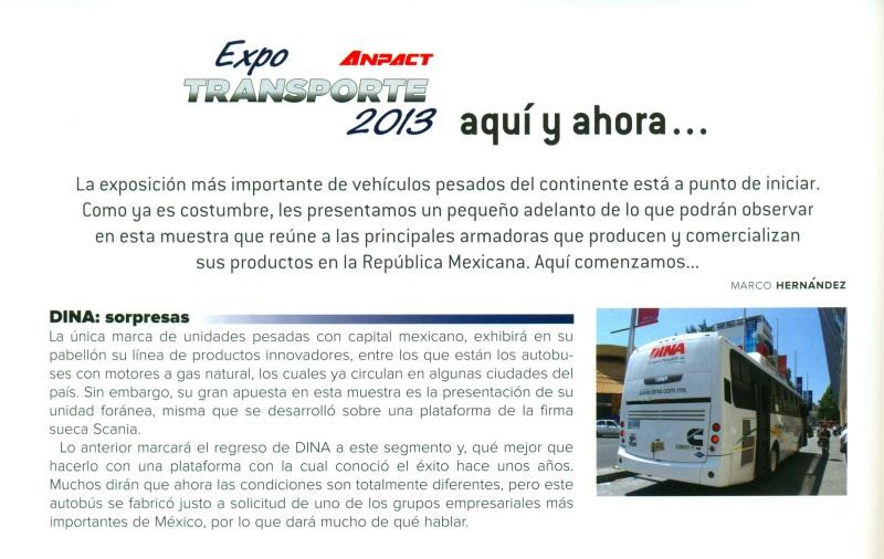 Revista %22Transportes y Turismo%22 Noviembre 2013 Pag.66