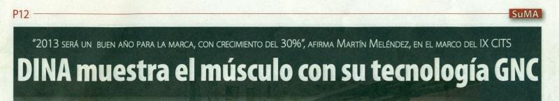 Suplemento %22Mexico Automotriz%22 Noviembre 2013 Pag.12