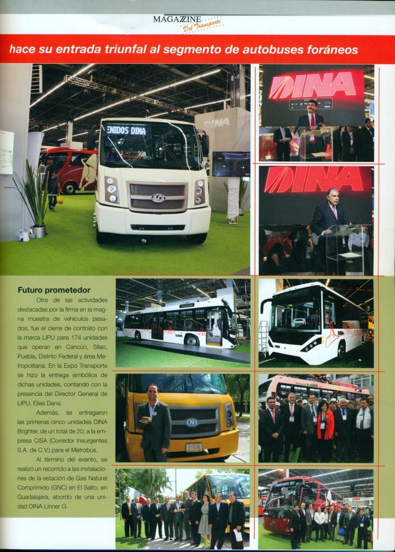 Revista %22Magazzine del Transporte%22 Diciembre 2013 Pag. 35