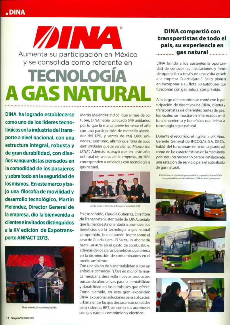 Revista %22Pasajero 7%22 Diciembre 2013 Pag. 15