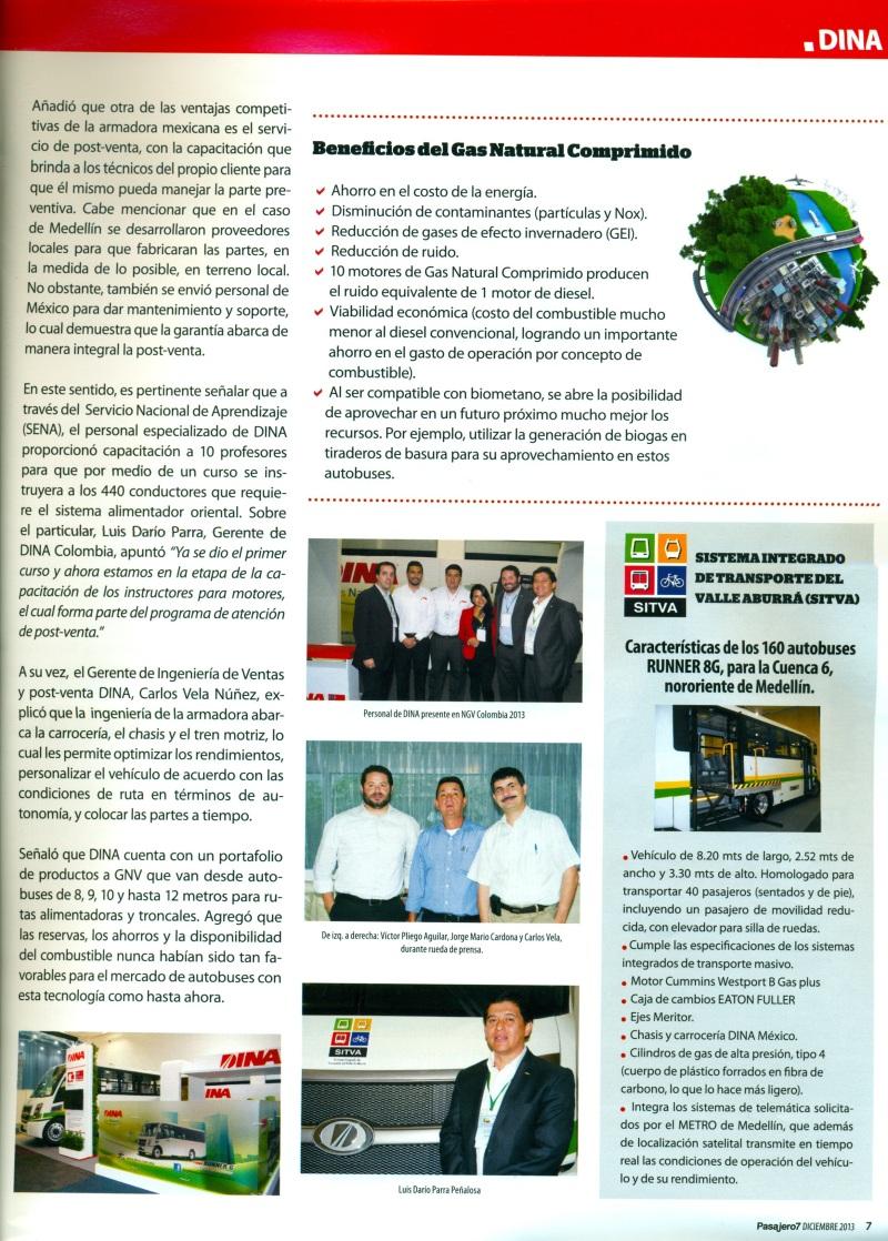 Revista %22Pasajero 7%22 Diciembre 2013 Pag. 7