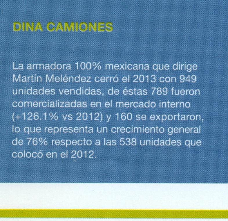 Revista %22Indicador Automotriz%22 Febrero 2014 Pag. 8A
