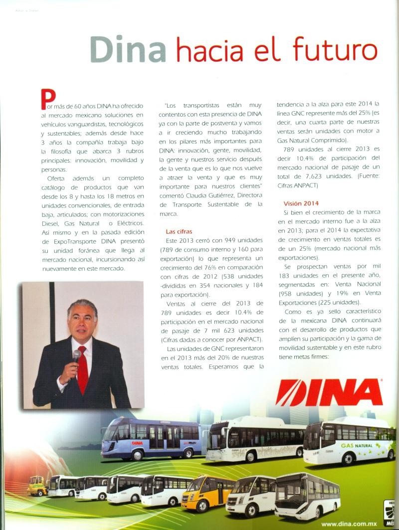 Revista %22Motor a Diesel%22 Enero 2014 Pag. 16