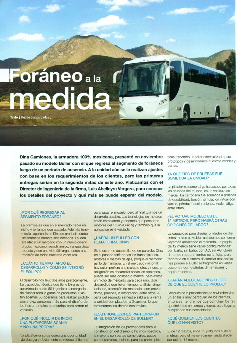 Revista %22Indicador Automotriz%22 Marzo 2014 Pag. 20