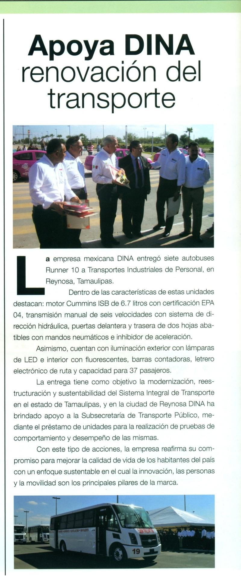 Revista %22Magazzine del Transporte%22 Febrero 2014 Pag. 30