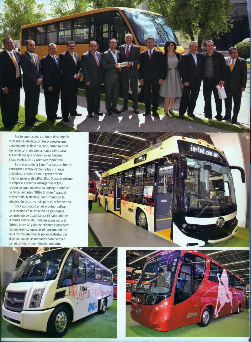 Revista %22Nación Transporte %22 Enero 2014 Pag. 20