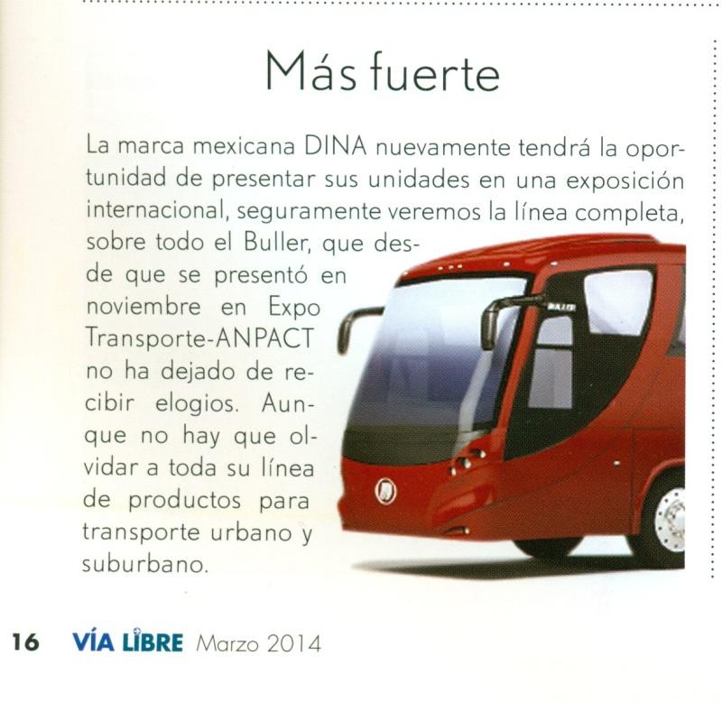 Revista %22Vía Libre%22 Marzo 2014 Pag. 16