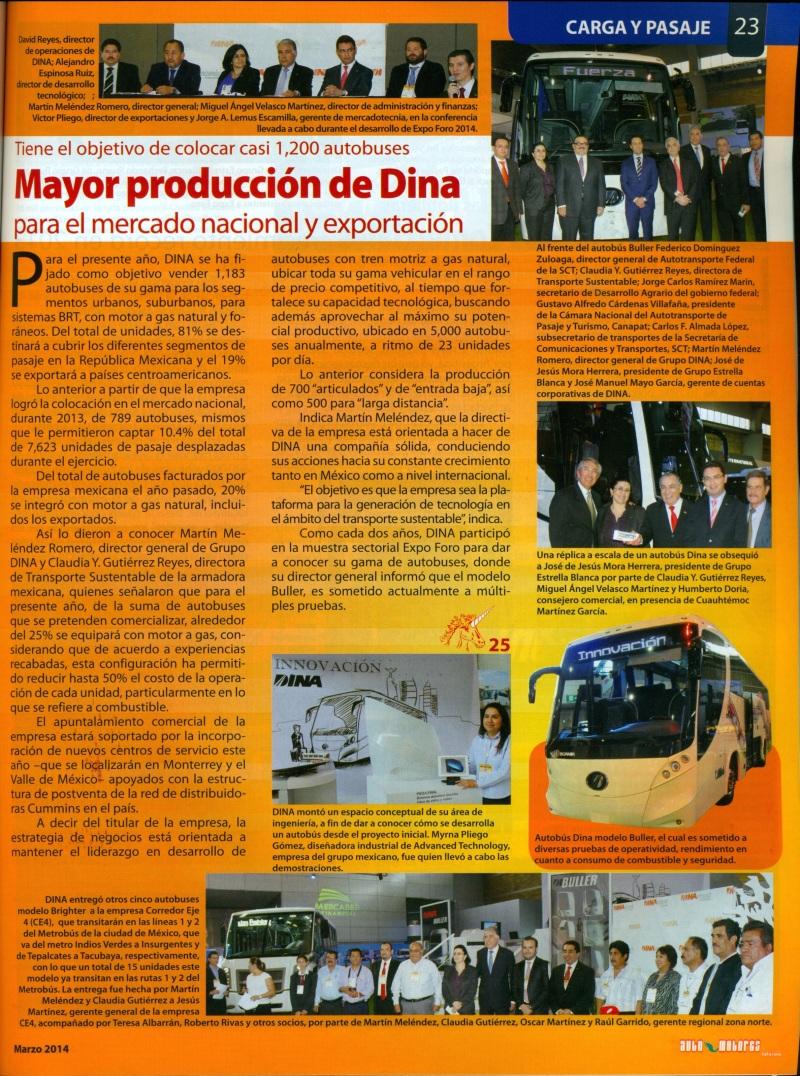 Revista %22Auto Motores Informa%22 Marzo 2014 Pag.23