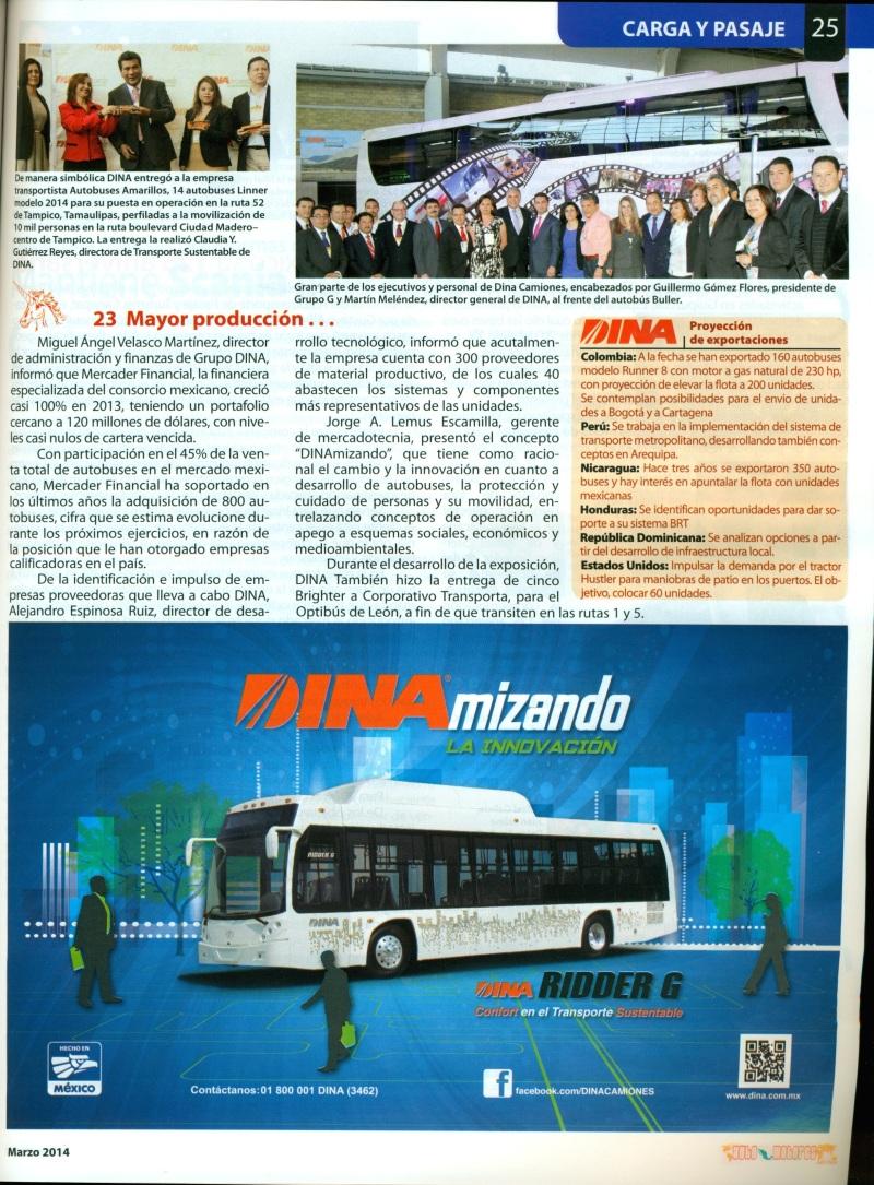 Revista %22Auto Motores Informa%22 Marzo 2014 Pag. 25